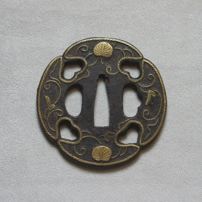 Tsuba, Ranken